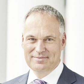 Christian Molt, Management Board Member, ERGO Insurance, Düsseldorf, Germany