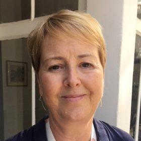 Joanne Richardson, Health Director AXA, Paris, France