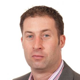 Chris Wakefield, V.P. European Marketing & Product Development, Milton Keynes, UK